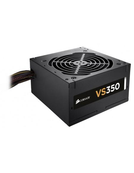 Corsair VS350 virtalähdeyksikkö 350 W 24-pin ATX Musta Corsair CP-9020095-EU - 5