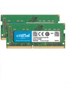 Crucial 16GB DDR4-2400 muistimoduuli 2 x 8 GB 2400 MHz Crucial Technology CT2K8G4S24AM - 1