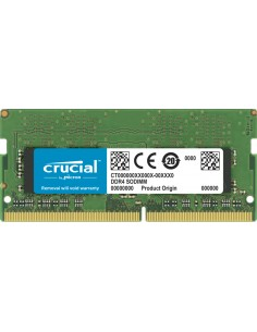 Crucial 32GB DDR4 2666MT/s PC4-21300 CL19 DRx8 muistimoduuli Crucial Technology CT32G4SFD8266 - 1