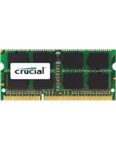 Crucial 4GB DDR3-1066 muistimoduuli 1 x 4 GB 1066 MHz Crucial Technology CT4G3S1067M - 1
