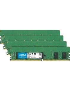 Crucial 16GB (4 x 4GB) DDR4-2666 RDIMM muistimoduuli 4 GB 2666 MHz ECC Crucial Technology CT4K4G4RFS8266 - 1