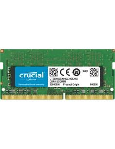 Crucial CT8G4S266M muistimoduuli 8 GB 1 x DDR4 2666 MHz Crucial Technology CT8G4S266M - 1