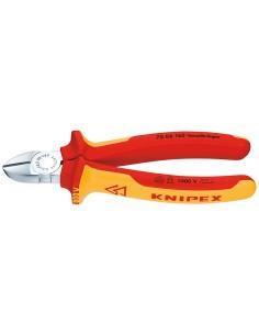 Knipex Seitenschneider Verchromt 125 Mm Knipex 70 06 125 - 1