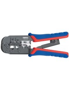 Knipex 97 51 10 johtopihdit Puristustyökalu Musta, Sininen, Punainen Knipex 97 51 10 - 1