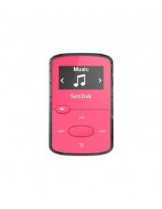 Sandisk SDMX26-008G-G46P MP3-/MP4-soitin MP3-soitin Vaaleanpunainen 8 GB Sandisk SDMX26-008G-G46P - 1