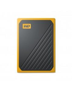 Sandisk My Passport Go 2000 GB Musta, Oranssi Sandisk WDBMCG0020BYT-WESN - 1