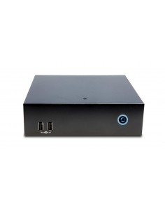 Aopen DE6200 digitaalinen mediasoitin 64 GB 4K Ultra HD 3840 x 2160 pikseliä Musta Aopen 91.DEJ01.E010 - 1