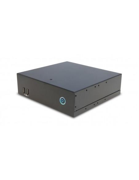 Aopen DE6200 digitaalinen mediasoitin 64 GB 4K Ultra HD 3840 x 2160 pikseliä Musta Aopen 91.DEJ01.E010 - 4