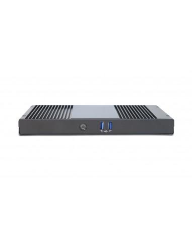 Aopen DEX5550 digitaalinen mediasoitin 128 GB 4K Ultra HD 3840 x 2160 pikseliä Musta Aopen 91.DEK00.E0A0 - 1