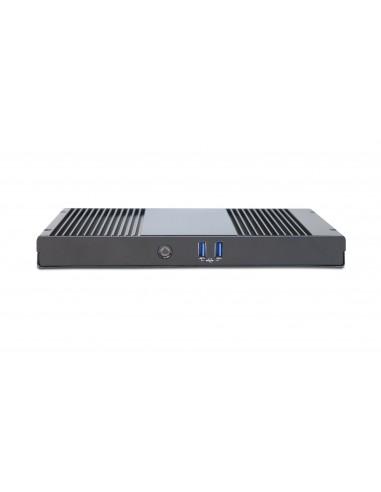 Aopen DEX5550 digitaalinen mediasoitin 128 GB 4K Ultra HD 3840 x 2160 pikseliä Musta Aopen 91.DEK00.E0D0 - 1