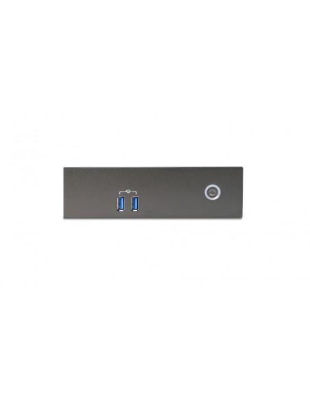 Aopen DE5500 digitaalinen mediasoitin 128 GB 4K Ultra HD 3840 x 2160 pikseliä Musta Aopen 91.DEK00.E1A0 - 2