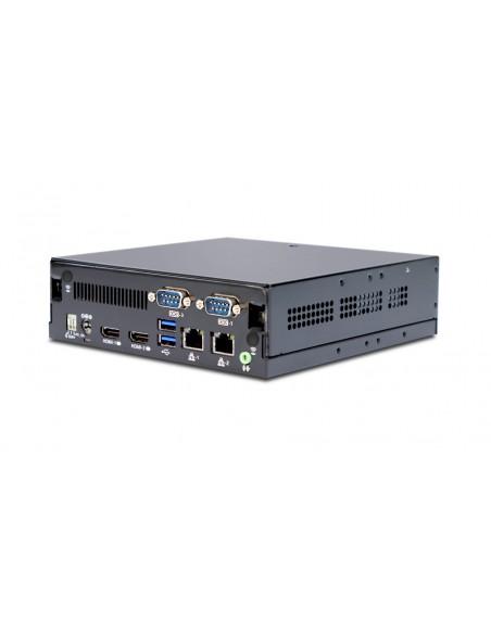 Aopen DE5500 digitaalinen mediasoitin 128 GB 4K Ultra HD 3840 x 2160 pikseliä Musta Aopen 91.DEK00.E1A0 - 5