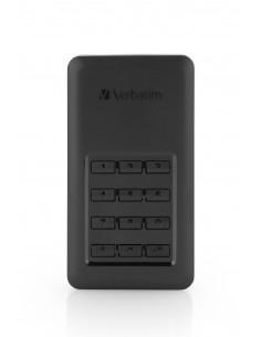 Verbatim Store'n'Go 256 GB Musta, Hopea Verbatim 53402 - 1