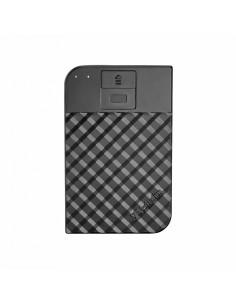 Verbatim Fingerprint Secure ulkoinen kovalevy 1000 GB Musta Verbatim 53650 - 1