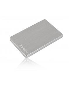 Verbatim Store 'n' Go ALU Slim ulkoinen kovalevy 1000 GB Hopea Verbatim 53663 - 1