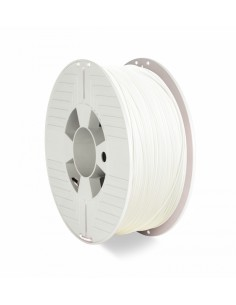 Verbatim 3d Printer Filament Pet-g 1.75mm 1kg White Verbatim 55050 - 1