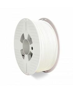 Verbatim 55050 3D-tulostusmateriaali Polyeteenitereflaattiglykoli (PETG) Valkoinen 1 kg Verbatim 55050 - 1