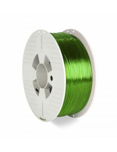 Verbatim 3d Printer Filament Pet-g 1.75mm 1kg Green Tran Verbatim 55057 - 1