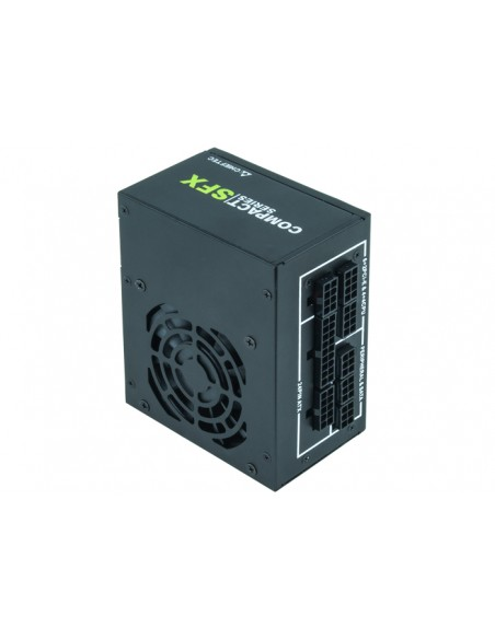 Chieftec CSN-650C virtalähdeyksikkö 650 W 20+4 pin ATX SFX Musta Chieftec CSN-650C - 2