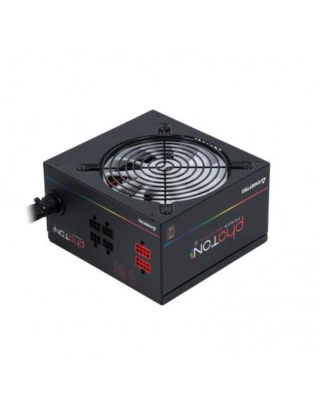 Chieftec Photon virtalähdeyksikkö 650 W 24-pin ATX PS/2 Musta Chieftec CTG-650C-RGB - 2