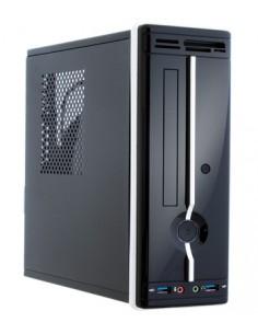 Chieftec FI-02BC-U3 tietokonekotelo Low Profile (Slimline) Musta 250 W Chieftec FI-02BC-U3 - 1