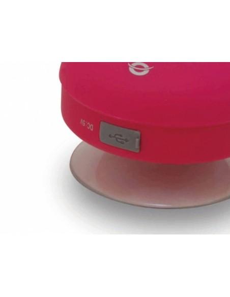 Conceptronic CSPKBTWPSUCP kannettava kaiutin 3 W Punainen Conceptronic 120830807 - 5