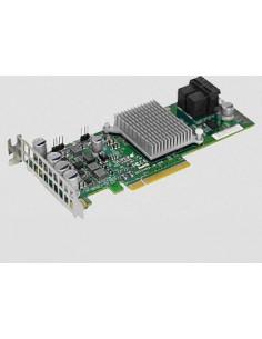 Supermicro AOC-S3008L-L8I RAID-ohjain PCI Express 12 Gbit/s Supermicro AOC-S3008L-L8i - 1