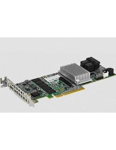 Supermicro AOC-S3108L-H8IR RAID-ohjain PCI Express 12 Gbit/s Supermicro AOC-S3108L-H8IR - 1