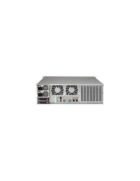 Supermicro SC836BE16-R920B Teline Musta 920 W Supermicro CSE-836BE16-R920B - 3