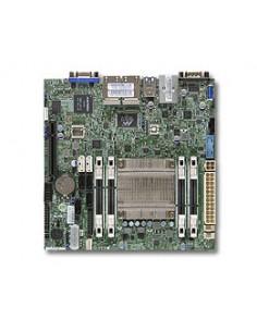 Supermicro A1SAi-2550F palvelimen/työaseman emolevy BGA 1283 Mini-ITX Supermicro MBD-A1SAI-2550F-O - 1