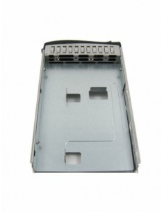 "Supermicro MCP-220-00043-0N drive bay panel 8.89 cm (3.5"") Bezel Silver Supermicro MCP-220-00043-0N - 1"