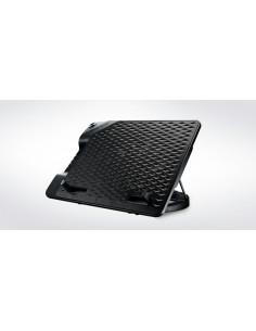 """Cooler Master NotePal Ergostand III kannettavan tietokoneen jäähdytysalusta 43.2 cm (17"""") 800 RPM Musta Cooler Master R9-NBS-E32"""
