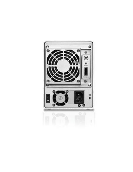 G-Technology G-SPEED eS Pro levyjärjestelmä 8 TB Työpöytä Hopea G-technology 0G01874 - 2