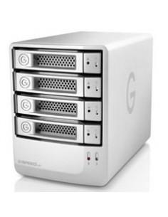 G-Technology G-SPEED eS levyjärjestelmä 12 TB Työpöytä Hopea G-technology 0G02056 - 1