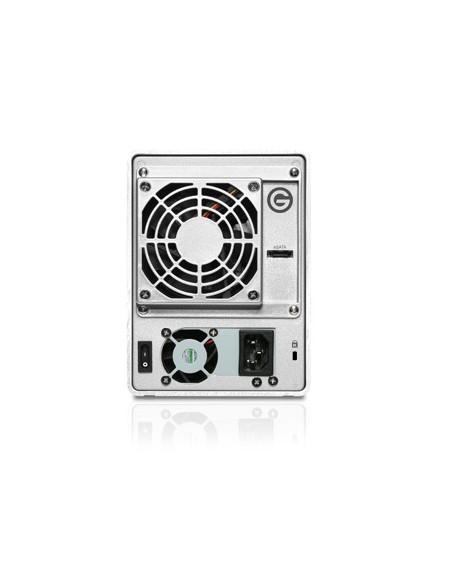 G-Technology G-SPEED eS levyjärjestelmä 12 TB Työpöytä Hopea G-technology 0G02056 - 3