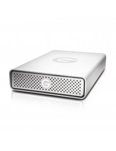 G-Technology G-DRIVE USB-C ulkoinen kovalevy 6000 GB Alumiini G-technology 0G05671-1 - 1