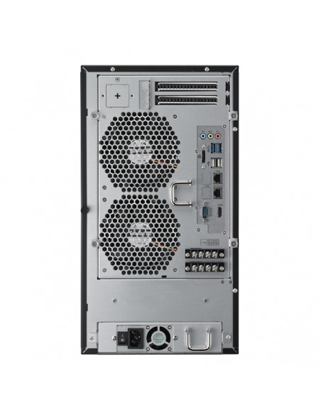 Thecus N10850 NAS- ja tallennuspalvelimet E3-1225 Tower Musta Thecus N10850 - 3