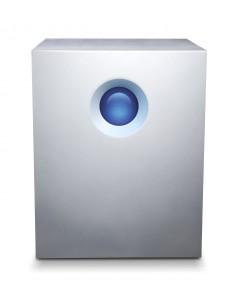 LaCie 5big Thunderbolt 2 levyjärjestelmä 20 TB Työpöytä Alumiini Lacie STFC20000400 - 1