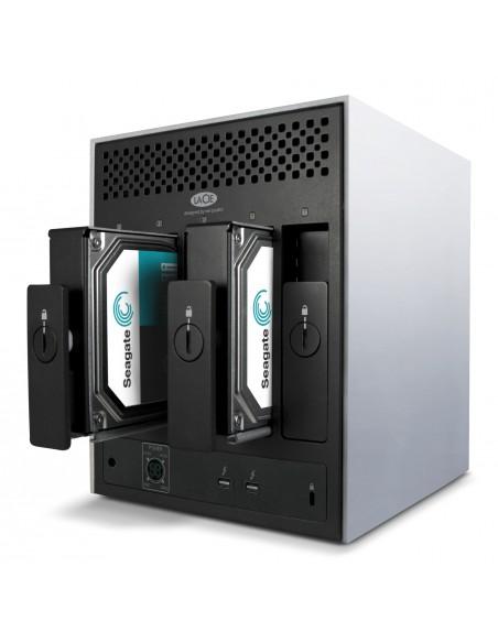 LaCie 5big Thunderbolt 2 levyjärjestelmä 20 TB Työpöytä Alumiini Lacie STFC20000400 - 4