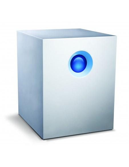 LaCie 5big Thunderbolt 2 levyjärjestelmä 20 TB Työpöytä Alumiini Lacie STFC20000400 - 5