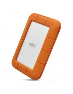 LaCie Rugged USB-C ulkoinen kovalevy 5000 GB Harmaa, Keltainen Lacie STFR5000800 - 1