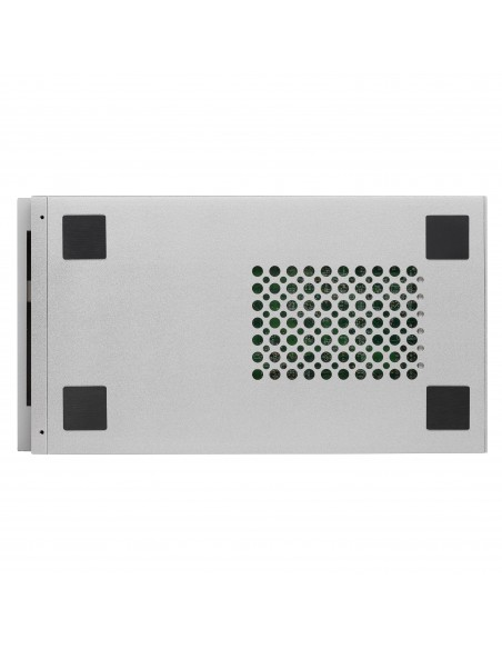 LaCie 2big Dock Thunderbolt 3 levyjärjestelmä 8 TB Työpöytä Harmaa Lacie STGB8000400 - 7