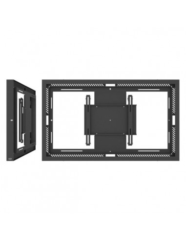 """SMS Smart Media Solutions 49L/P Casing Wall G1 BL 124.5 cm (49"""") Musta Sms Smart Media Solutions 701-003-11 - 1"""