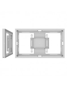 """SMS Smart Media Solutions 49L/P Casing Wall G1 WH 124.5 cm (49"""") Valkoinen Sms Smart Media Solutions 701-003-41 - 1"""