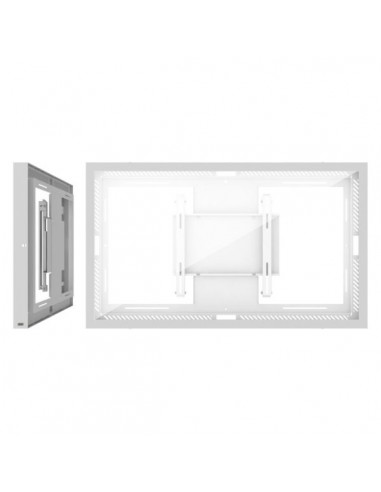 """SMS Smart Media Solutions 49L/P Casing Wall G2 WH 124.5 cm (49"""") Valkoinen Sms Smart Media Solutions 701-003-42 - 1"""