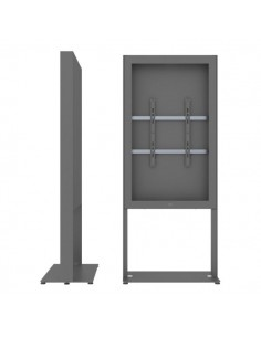 """SMS Smart Media Solutions 43P Casing Freestand Basic G1 DG 109.2 cm (43"""") Grå Sms Smart Media Solutions 702-001-21 - 1"""
