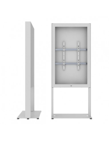 """SMS Smart Media Solutions 43P Casing Freestand Basic G1 WH 109.2 cm (43"""") White Sms Smart Media Solutions 702-001-41 - 1"""