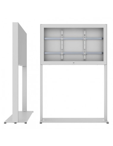 """SMS Smart Media Solutions 43L Casing Freestand Basic G1 WH 109.2 cm (43"""") White Sms Smart Media Solutions 702-004-41 - 1"""