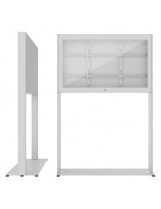 """SMS Smart Media Solutions 43L Casing Freestand Basic G2 WH 109.2 cm (43"""") Vit Sms Smart Media Solutions 702-004-42 - 1"""