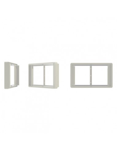 """SMS Smart Media Solutions 706-002-4 signage display mount 139.7 cm (55"""") White Sms Smart Media Solutions 706-002-4 - 1"""